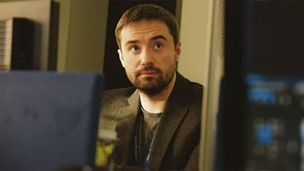 Шеф-редактор отдела социальных сетей интернет-издания Украина.ру Александр Фомин - Sputnik Армения