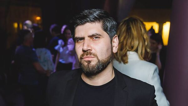 Карен Арутюнов - Sputnik Армения