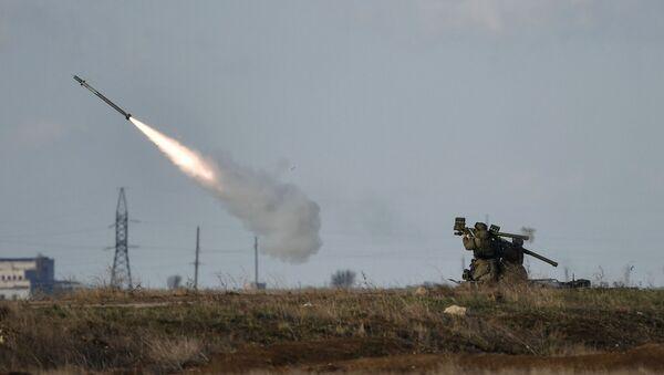 Военные учения в Крыму - Sputnik Армения