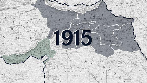 Արևմտյան Հայաստանում ապրող և Ցեղասպանության ժամանակ սպանված հայերի թիվն ըստ նահանգների - Sputnik Արմենիա
