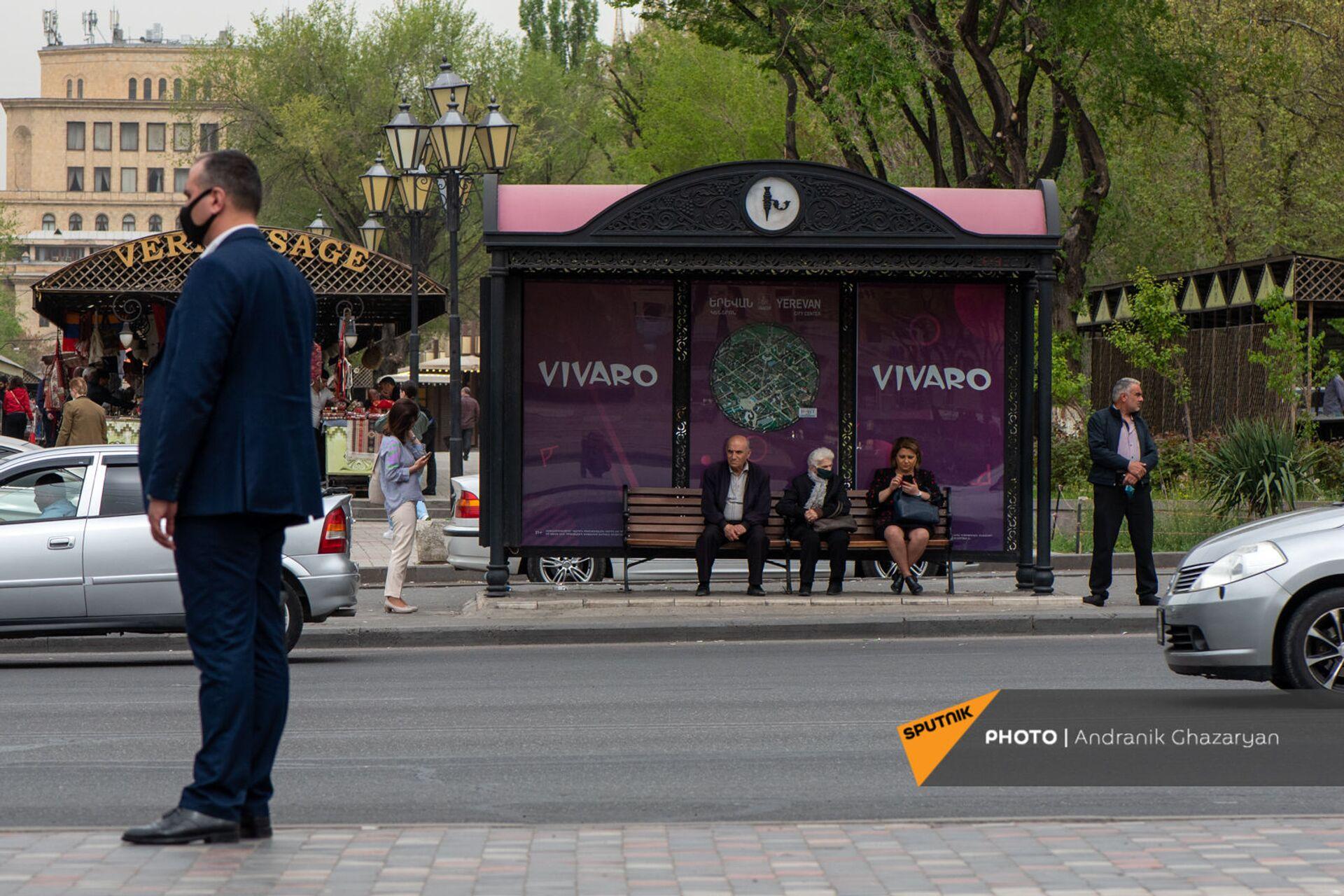 Союз нового и старого, или Как армянская компания пытается сохранить ретро-облик Еревана - Sputnik Армения, 1920, 27.04.2021
