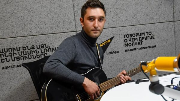 Լրջանալու ժամանակն է. Հայկ Պետրոսյանը կներկայացնի իր ամենաանկեղծ երգերը - Sputnik Արմենիա