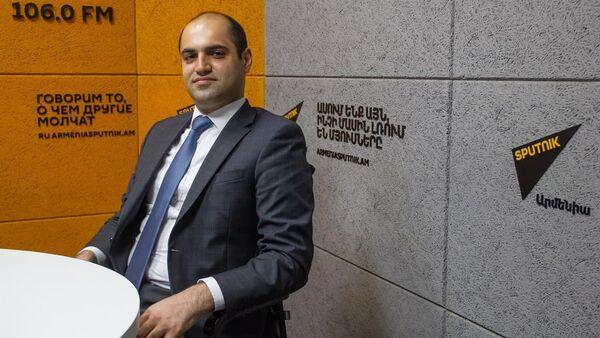 Մարկոսյան. «Տնտեսական մրցակցության պաշտպանությանն առնչվող նոր օրենքը անհրաժեշտություն էր» - Sputnik Արմենիա