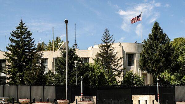 Посольство США в Турции - Sputnik Армения