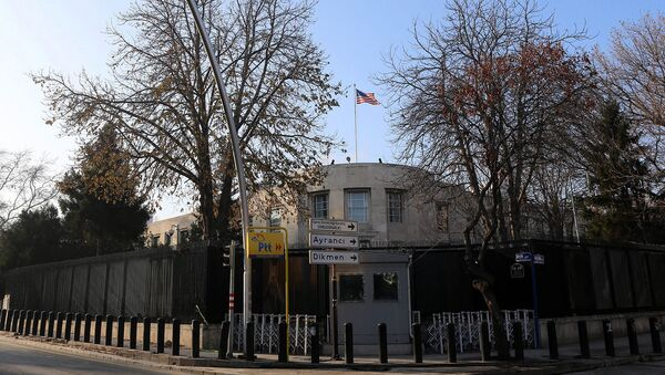 Посольство США в Турции - Sputnik Արմենիա