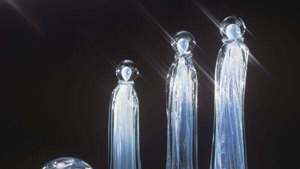 Композиция из стекла Инопланетяне - Sputnik Армения