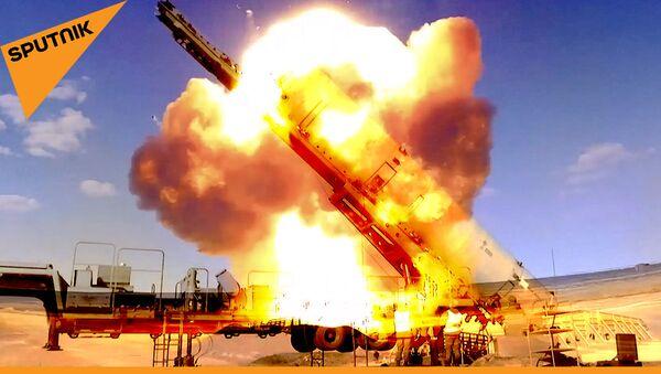 Запуск российской противоракеты в Казахстане: подтвердила ли она свои характеристики? - Sputnik Армения