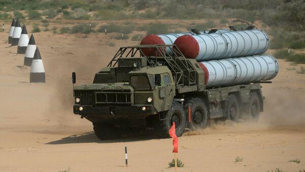 Зенитный ракетный комплекс С-300ПС - Sputnik Армения