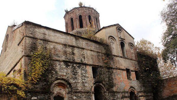 Церковь в Загаталы - Sputnik Армения