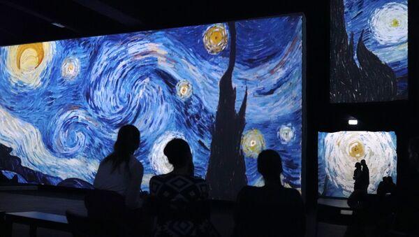 Ван Гог, Звездная ночь - Sputnik Армения