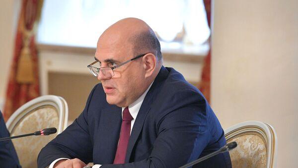 Премьер-министр РФ М. Мишустин принимает участие в заседании Евразийского межправительственного совета - Sputnik Армения
