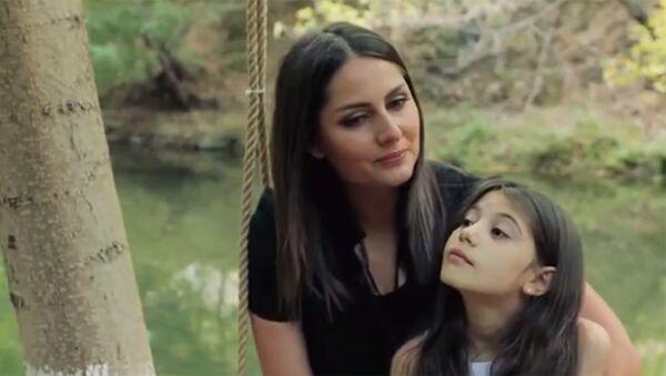 Стоп-кадр из фильма Девушка с гор - Sputnik Армения