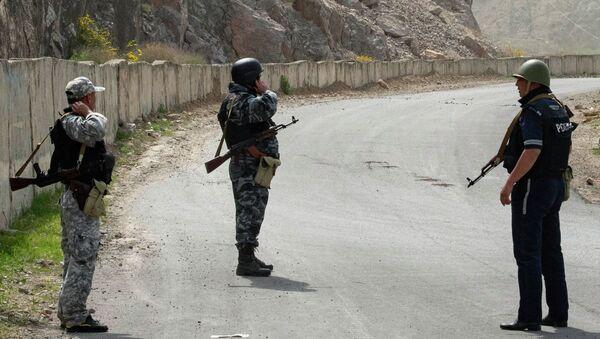 Ситуация на границе между Киргизией и Таджикистаном - Sputnik Армения