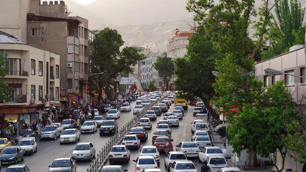 город Тегеран, иран - Sputnik Армения