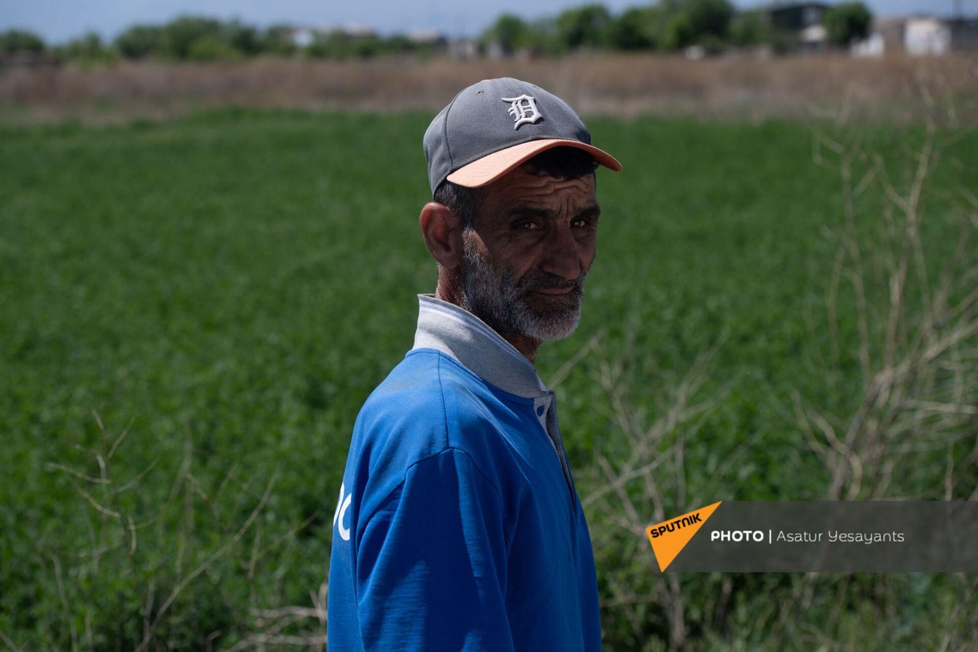 Если наш товар не продается, зачем завозят из Ирана? Армянские фермеры удручены - Sputnik Армения, 1920, 13.05.2021