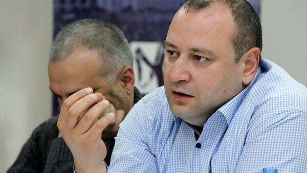 Соучредитель инициативы «Вместе» Геворг Тадевосян - Sputnik Արմենիա