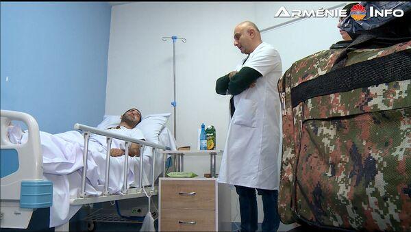 Кадр из фильма Белый Щит - Sputnik Армения