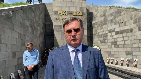 Генеральный консул Российской Федерации Руслан Кандауров - Sputnik Արմենիա