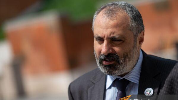 Министр иностранных дел НКР Давид Бабаян - Sputnik Армения