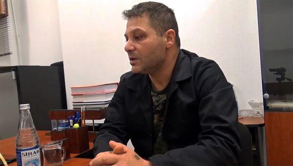 Кадр из видеоролика СГБ Азербайджана - Sputnik Արմենիա