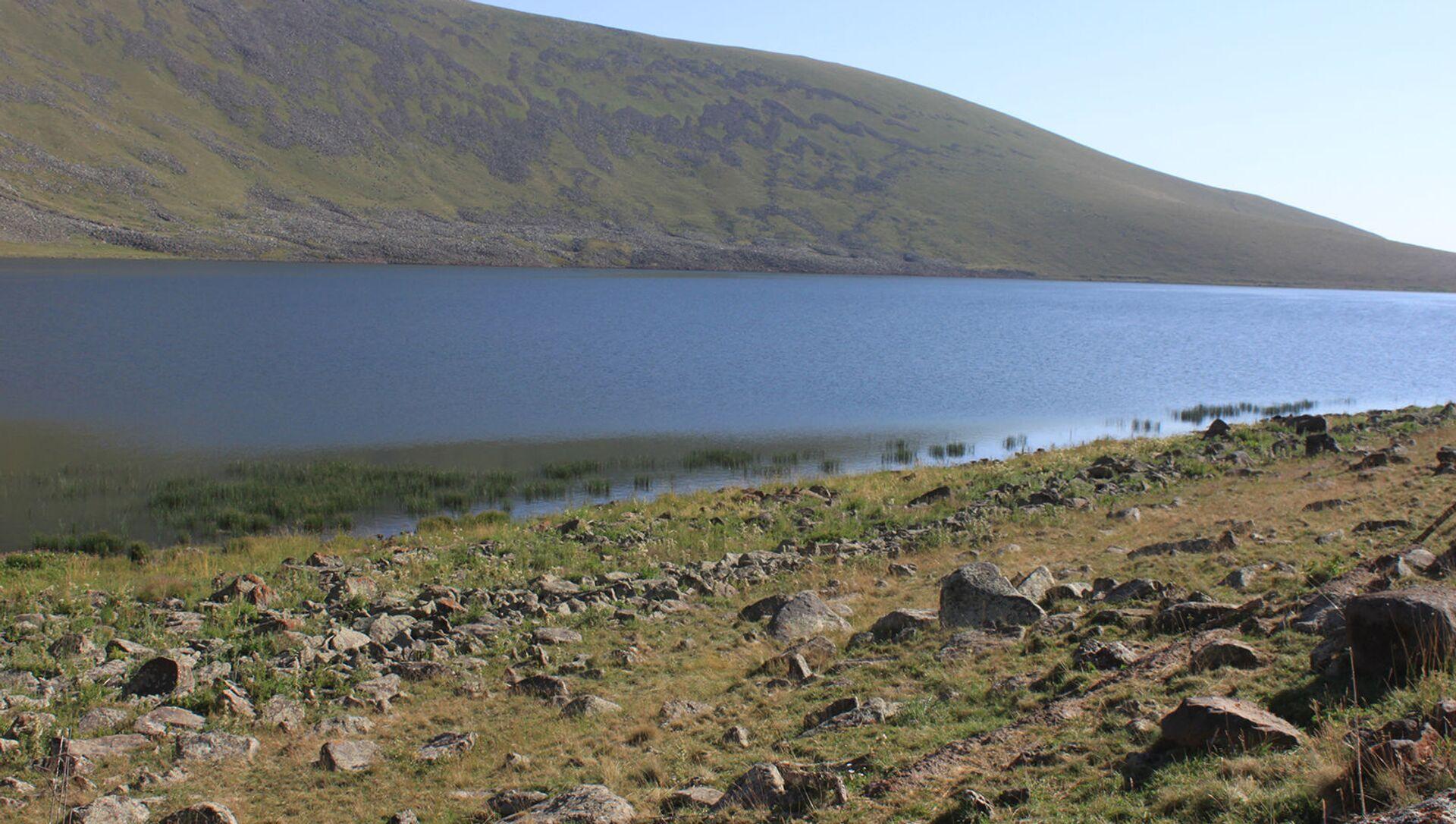 Озеро Сев Лич - Sputnik Армения, 1920, 16.07.2021
