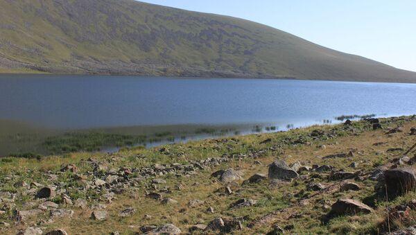 Озеро Сев Лич - Sputnik Արմենիա