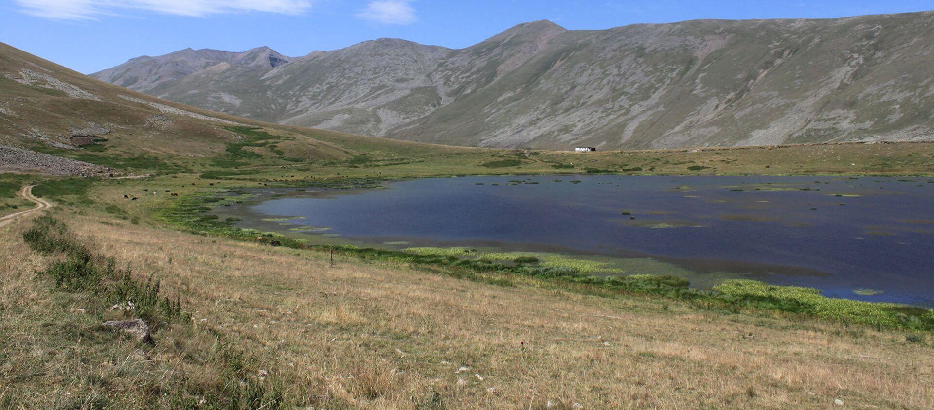 Озеро Сев Лич - Sputnik Արմենիա, 1920, 15.05.2021
