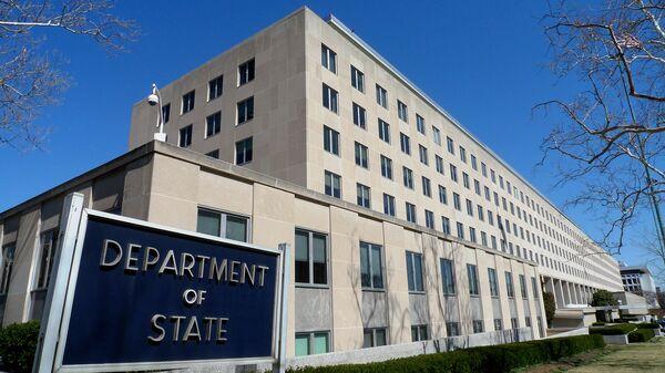 Штаб-квартира Государственного департамента США в Вашингтоне - Sputnik Армения