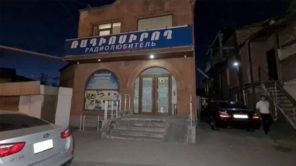 Կրակոցներ Երևանում - Sputnik Արմենիա