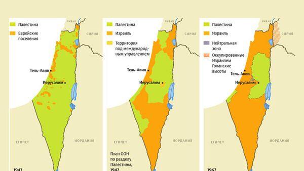 Палестино-израильский конфликт - Sputnik Армения