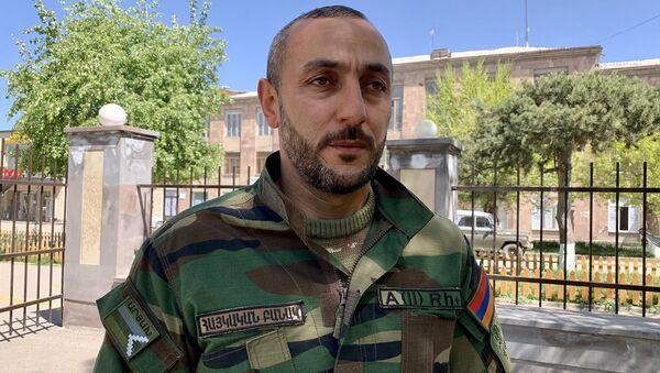 Վարդենիսի ղեկավարը պատմել է ադրբեջանցի հրամանարի հետ խոսակցության մասին - Sputnik Արմենիա