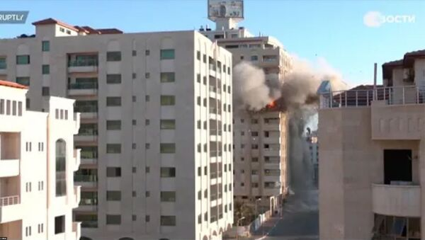 Израиль нанес авиаудары по Газе и Рафаху - Sputnik Արմենիա