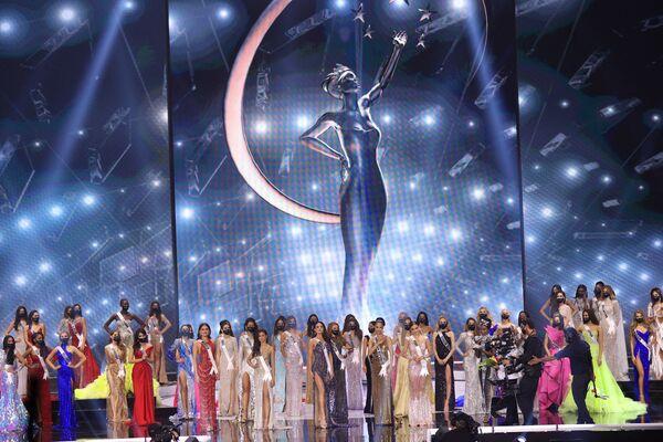 «Միսս Տիեզերք-2021» գեղեցկության մրցույթի մասնակիցները` Ֆլորիդայի Հոլիվուդ քաղաքում - Sputnik Արմենիա