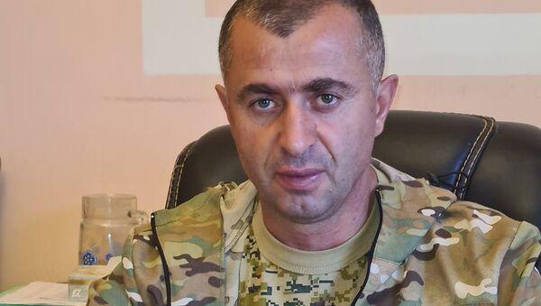 Глава общины Гегамасар Акоп Аветян - Sputnik Արմենիա