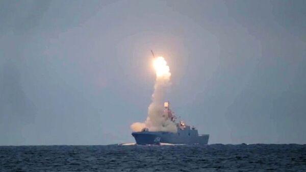 Испытание гиперзвуковой ракеты Циркон - Sputnik Արմենիա