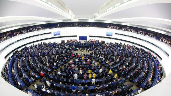 Пленарное заседание Европарламента (19 мая 2021). Брюссель - Sputnik Армения