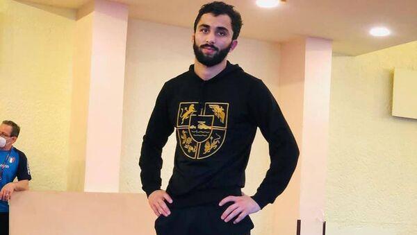 Борец Размик Папикян - Sputnik Армения