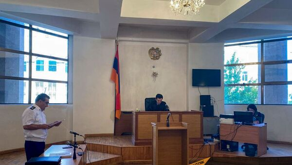 Суд по делу матери, убившей ребенка  - Sputnik Армения