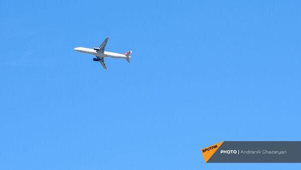 Самолет Airbus А321 авиакомпании Nordwind - Sputnik Армения