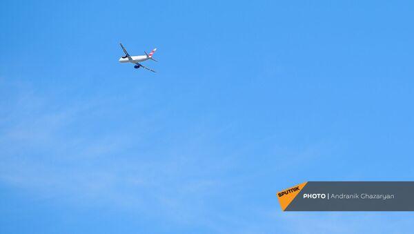 Самолет Airbus А321 авиакомпании Nordwind - Sputnik Արմենիա