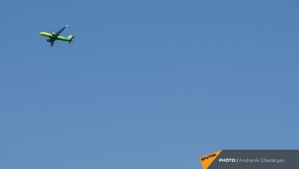 Самолет Airbus А320 авиакомпании S7 - Sputnik Արմենիա