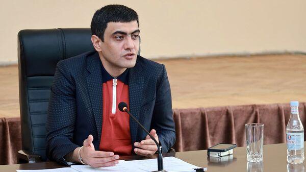 Мэр Гориса Аруш Арушанян - Sputnik Армения