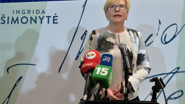 Выборы президента и два референдума проходят в Литве - Sputnik Армения