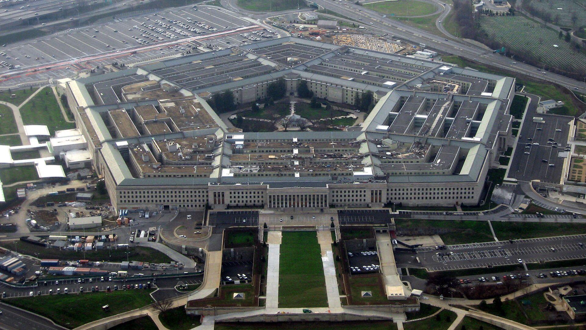 Здание Пентагона - Sputnik Արմենիա, 1920, 19.06.2021