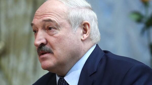 Президент Белоруссии Александр Лукашенко - Sputnik Армения