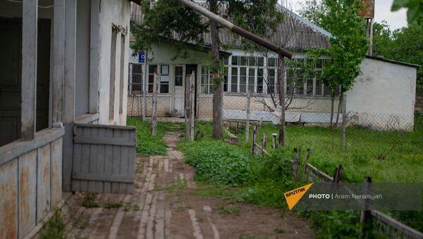 Медицинская амбулатория села Кармир Шука - Sputnik Արմենիա