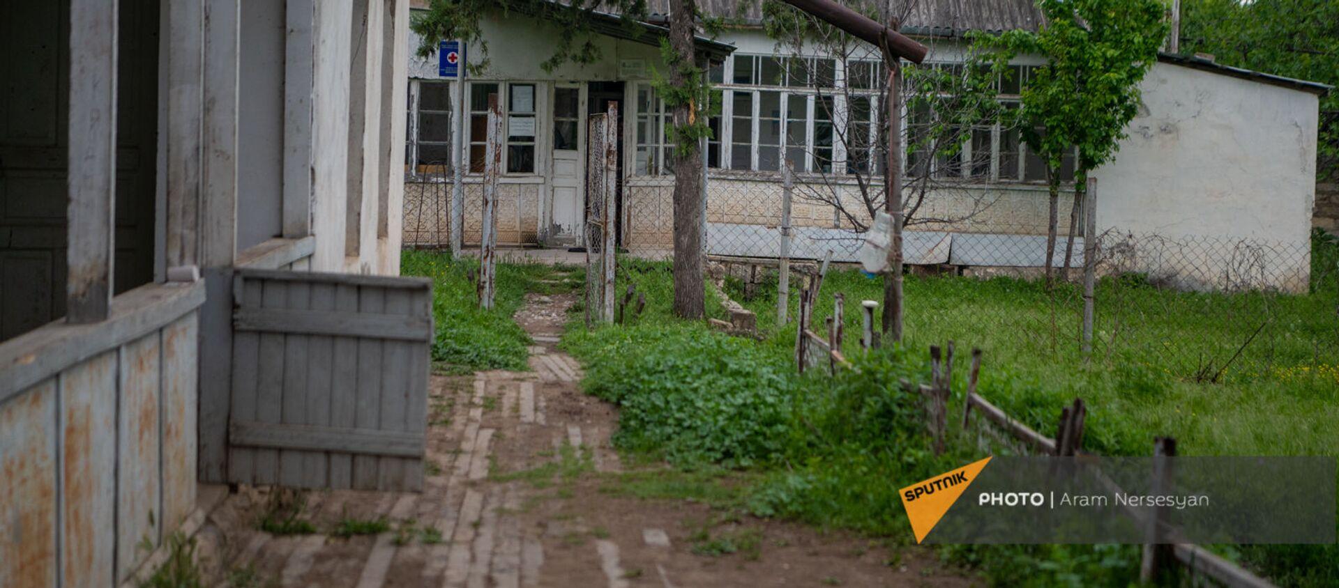 Медицинская амбулатория села Кармир Шука - Sputnik Արմենիա, 1920, 05.08.2021