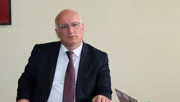 Губернатор Котайка Месроп Месропян  - Sputnik Армения