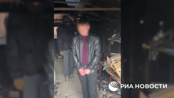 Два теракта предотвратили на Ставрополье. Кадры ФСБ - Sputnik Армения