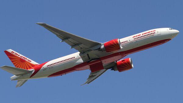 Самолет Boeing B777 авиакомпании Air India - Sputnik Армения